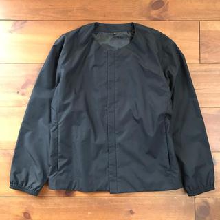 ムジルシリョウヒン(MUJI (無印良品))の無印良品 MUJI ノーカラー ジャケット アウター(ノーカラージャケット)