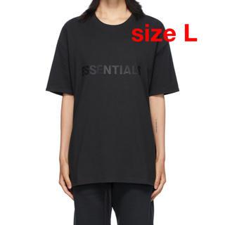 フィアオブゴッド(FEAR OF GOD)のFOG  Essentials 20AW新作 LOGO T-Shirt(Tシャツ/カットソー(半袖/袖なし))