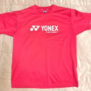 ヨネックス(YONEX)のスポーツ テニス ヨネックス 半袖 Tシャツ YONEX 練習着 部活(ウェア)