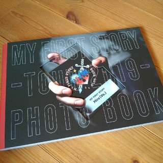 ONE OK ROCK - MY FIRST STORY TOUR 2019PHOTO BOOK