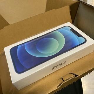 iPhone - iPhone12 ブルー 128GB SIMフリー