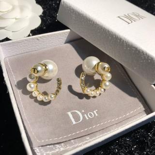 Dior - dior ディオールノベルティピアス