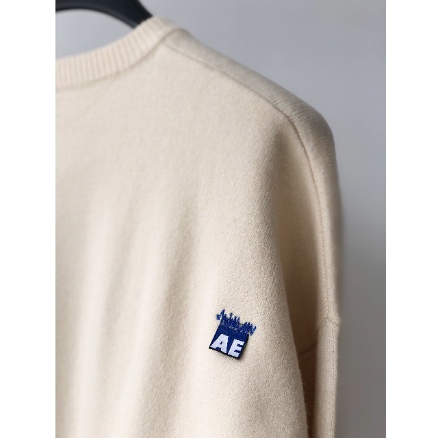 MAISON KITSUNE'(メゾンキツネ)のAder error セーター  メンズのトップス(ニット/セーター)の商品写真