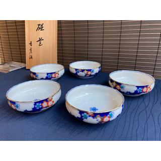 コウランシャ(香蘭社)の香蘭社 磁藝工房 小鉢 5点(食器)
