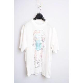 プラダ(PRADA)のPRADA robot Tシャツ PRADAMARIA ロボット PRADA L(Tシャツ/カットソー(半袖/袖なし))