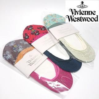 Vivienne Westwood - 【新品タグ付き】ヴィヴィアンウエストウッド 3足組ソックス/靴下 22.5cm~
