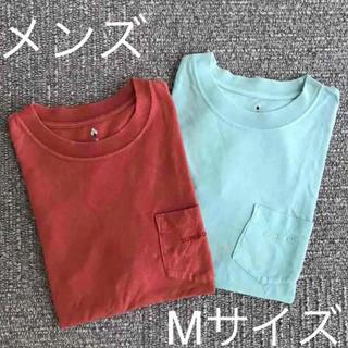 mont bell - モンベル montbell ポケットTシャツ 2枚セット メンズ M 古着