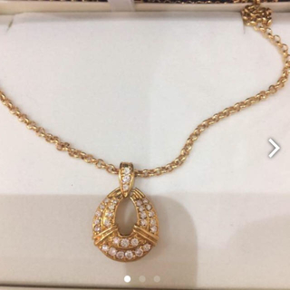 ジュエリーマキ(ジュエリーマキ)の専用 ダイヤモンド k18 ネックレス(ネックレス)