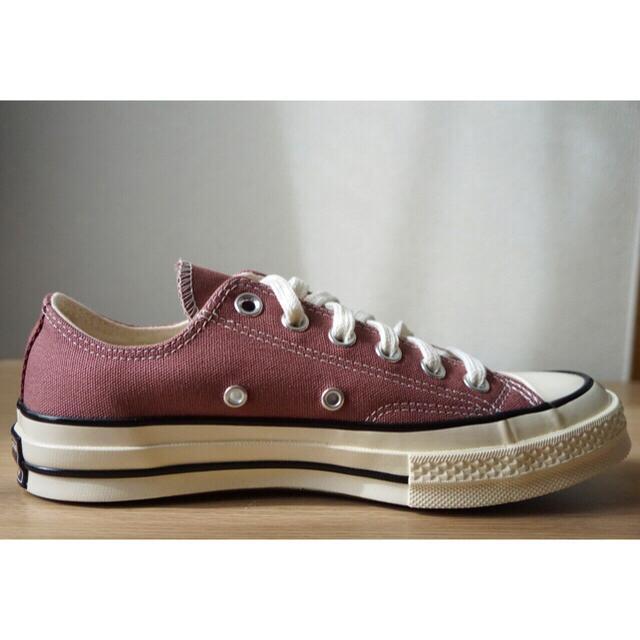 CONVERSE(コンバース)の【新品】Converse CT70 OX チャックテイラー 24cm アズキ色 レディースの靴/シューズ(スニーカー)の商品写真