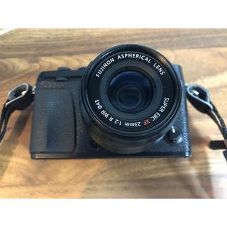富士フイルム - 富士Fujifilm xe3 + 23mmF2