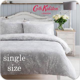 キャスキッドソン(Cath Kidston)のCath Kidstonの寝具カバーセット(シングルサイズ)(シーツ/カバー)