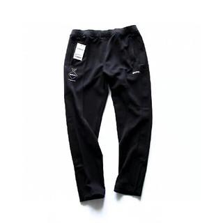 エフシーアールビー(F.C.R.B.)の【Bristol】SWEAT TRAINING PANTS BLACK Mサイズ(スウェット)