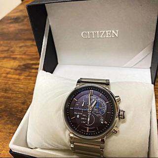 CITIZEN - シチズン (CITIZEN)メンズ エコドライブ Bluetooth 腕時計