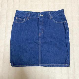 ロンハーマン(Ron Herman)の【R.H.Vintage】デニムミニスカート(ミニスカート)