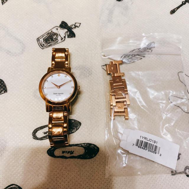 kate spade new york(ケイトスペードニューヨーク)のkate spade new york  ケイト・スペードニューヨーク 腕時計 レディースのファッション小物(腕時計)の商品写真