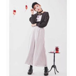 EATME - タイムセール0時まで☆EATME イートミー 今季 ワイドパンツ
