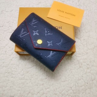 LOUIS VUITTON - ♬国内即納送料込み  ルイヴィトン 財布 ☺ 小銭入れ 人気品 箱付き