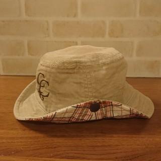コムサイズム(COMME CA ISM)の帽子 子供(帽子)