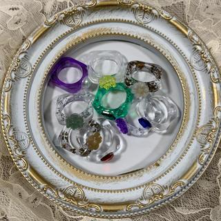レトロガール(RETRO GIRL)のリング(リング(指輪))