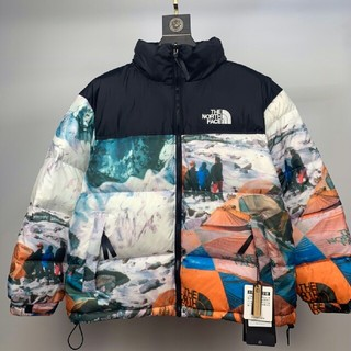 THE NORTH FACE - SUPREME x The North Face ダウンジャケット雪山2世代