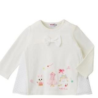 mikihouse - ミキハウス うさこ 長袖Tシャツ 110cm