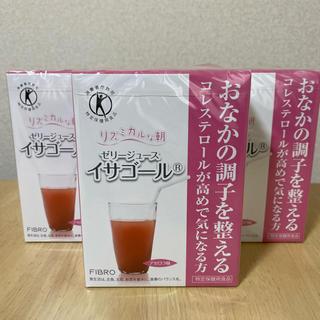 特定保健用食品 ゼリージュース イサゴールアセロラ味6.0g×20包×3箱セット