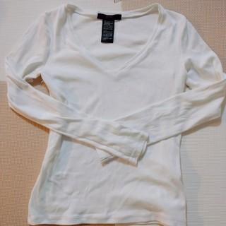ダブルスタンダードクロージング(DOUBLE STANDARD CLOTHING)の【専用です】p;kuku 授乳Vネックカットソー(マタニティトップス)