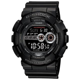 ジーショック(G-SHOCK)の【送料無料】【新品】カシオ G-SHOCK GD-100-1AJF 腕時計(腕時計(デジタル))