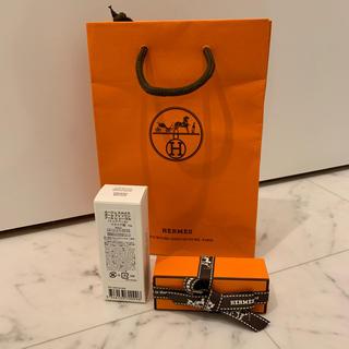 Hermes - エルメス リップバーム 新品未使用未開封 リボン袋付き