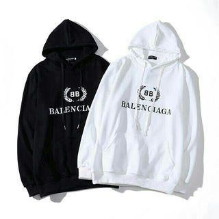 バレンシアガ(Balenciaga)のBALENCIAGAバレンシアガパーカーフード付き (パーカー)