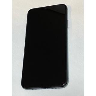 Apple - iPhone 11 Pro Max 64 GB ミッドナイトグリーン 中古