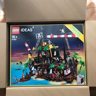 Lego - LEGO レゴ 赤ひげ船長の海賊島 21322 新品 未開封 ブロック