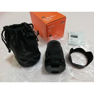 ソニー SONY E 16-55mm F2.8 G SEL1655G