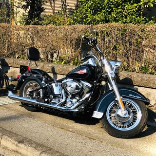 Harley Davidson - ハーレーダビッドソン ヘリテイジソフテイルクラシック FLSTC