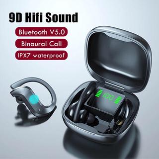 新品未使用品 イヤホン Bluetooth 耳掛け式(ヘッドフォン/イヤフォン)