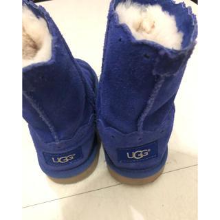 アグ(UGG)のUGG kids💙19.5cm(ブーツ)