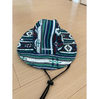 コロンビア(Columbia)のColumbiaレディース帽子(ハット)