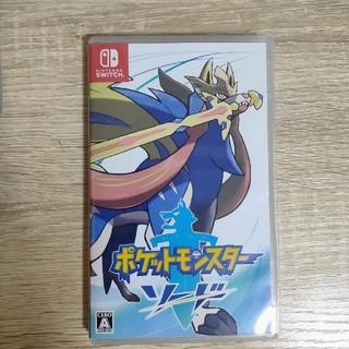 ニンテンドウ(任天堂)のポケットモンスター ソード Switch(家庭用ゲームソフト)