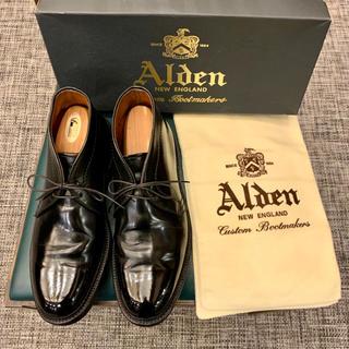 Alden - 【週末値下げ】美品❗️《ALDEN》名作1340コードバン7D 付属品有り