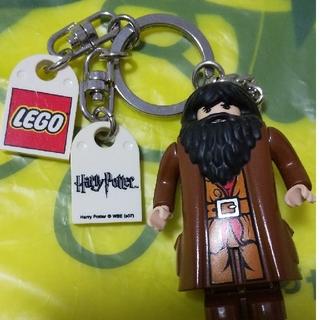 Lego - LEGO キーホルダー ハリーポッター ハグリット