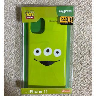 Disney - リトルグリーンメン iPhoneケース iPhone11