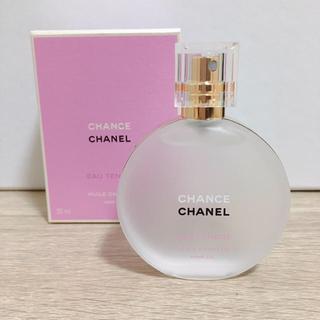 シャネル(CHANEL)のCHANEL チャンス オー タンドゥル ヘア オイル  (オイル/美容液)