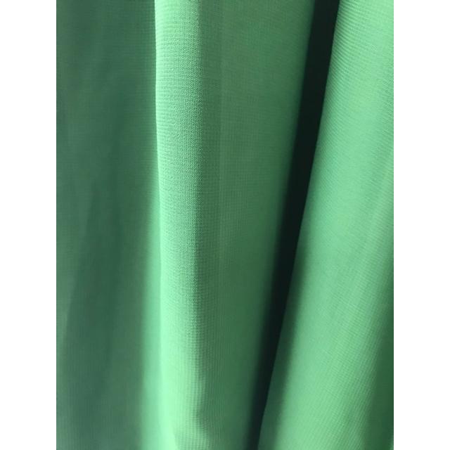 Ameri VINTAGE(アメリヴィンテージ)のAmeri VINTAGE AIRY HIGH NECKED DRESS レディースのワンピース(ロングワンピース/マキシワンピース)の商品写真