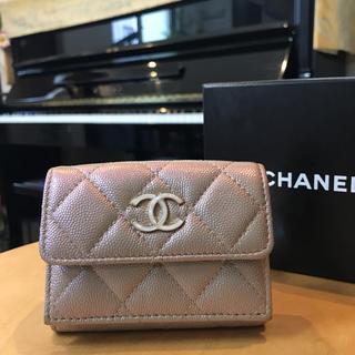 CHANEL - 激レア超美品❤️CHANEL❤️27番台 折り財布