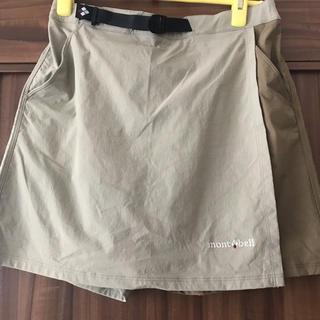 mont bell - モンベル キュロットスカート