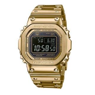 ジーショック(G-SHOCK)のカシオ Gショック GMW-B5000GD-9JF ゴールド (腕時計(デジタル))