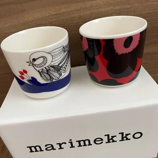 marimekko - 新品 マリメッコ ラテマグ 2点
