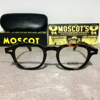 TOM FORD - モスコット (MOSCOT) レムトッシュ 眼鏡 メガネ 鼈甲