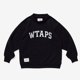 W)taps - WTAPS 20AW COLLEGE / MOCK NECK / COPO