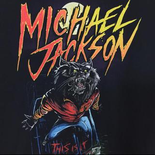 ビームス(BEAMS)のマイケルジャクソン Michael Jackson(Tシャツ/カットソー(半袖/袖なし))